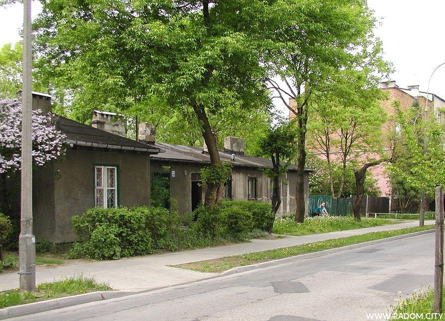 Radom. Dom przy ul. Staszica 32.