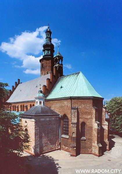 Radom. Kościół św. Jana.