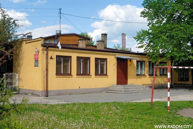 Radom. PSP nr 19 przy ulicy Energetyków.