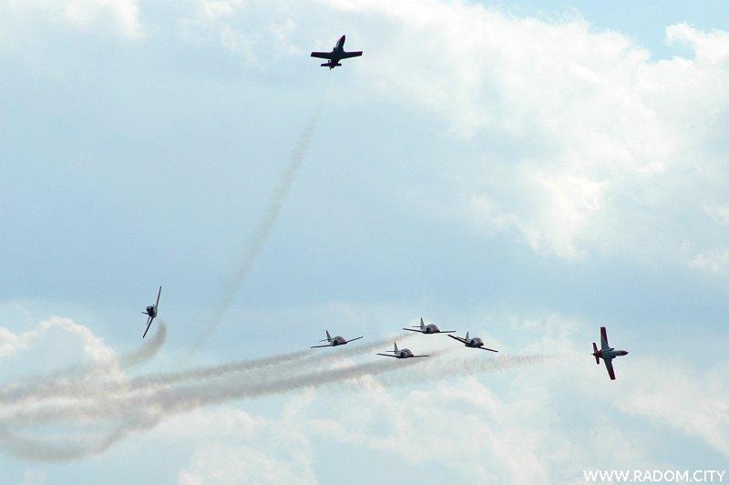 Radom. Air Show 2005.