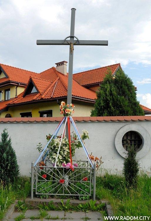 Radom. Krzyż - Wiejska/Godowska.