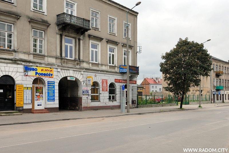 Radom. Wałowa 7.