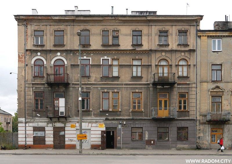 Radom. Wałowa 21.