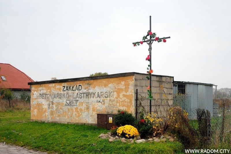 Radom. Krzyż/Brzustowska.