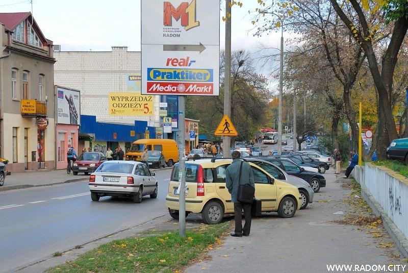 Radom. Ulica Struga.