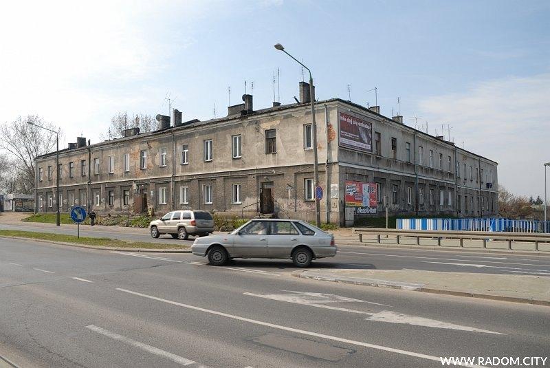 Radom. Budynek - Warszawska 7.
