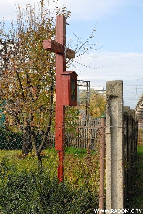 Radom. Krzyż - Metalowa/wiadukt.