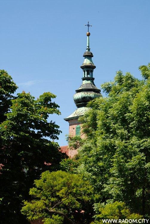 Radom. Kościół św. Katarzyny.