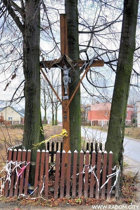 Radom. Krzyż - Podleśna/Bakalarza.