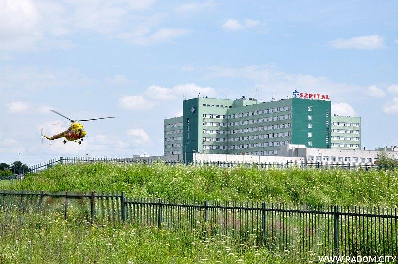 Radom. Szpital na Józefowie.