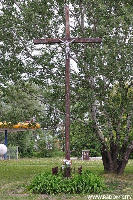 Radom. Krzyż - Młodzianowska/Czarna.