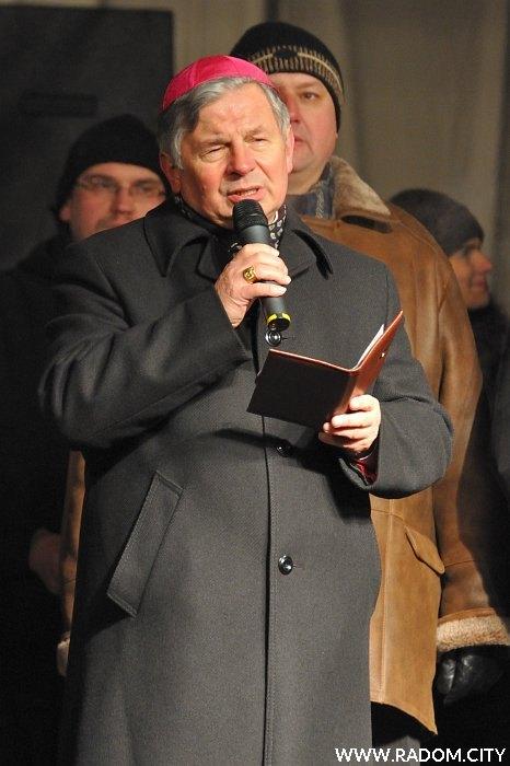 Radom. Gwiazdka na deptaku 2009.