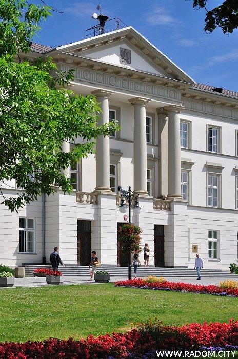 Radom. Urząd Wojewódzki.