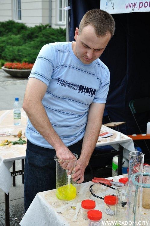 Radom. Piknik naukowy 2011.