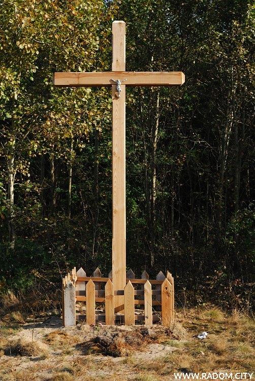 Radom. Krzyż - Koniówka.