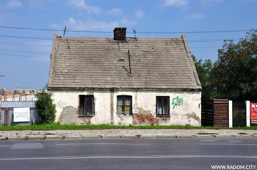 Radom. Budynek - Lubelska 13.