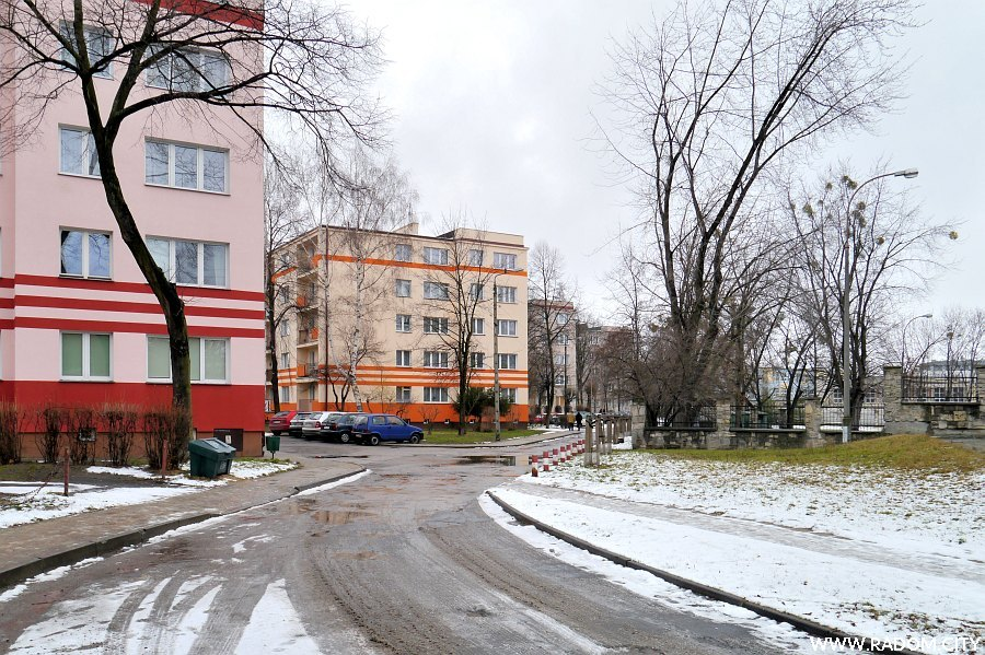 Radom. Ulica Jarzyńskiego.