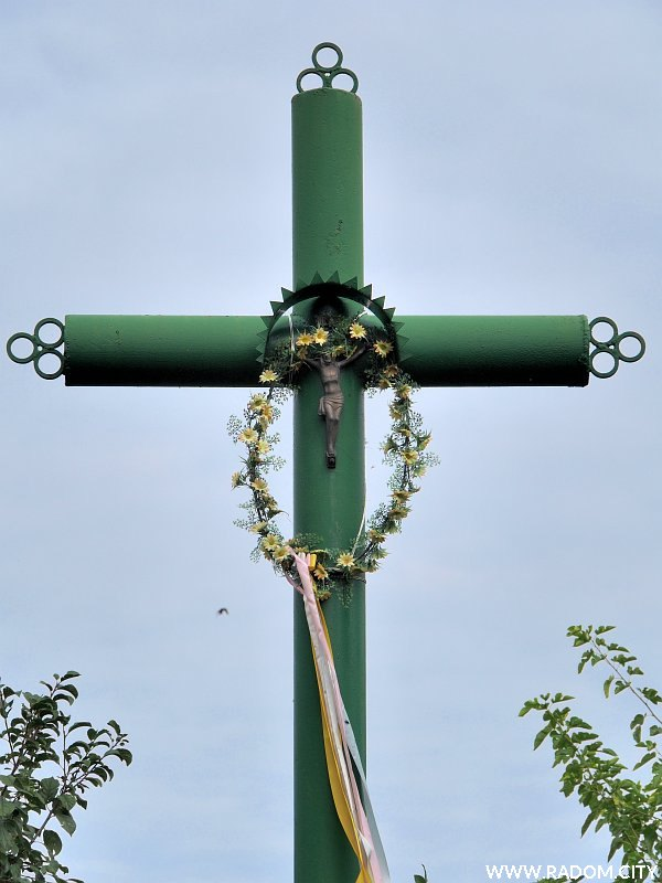 Radom. Krzyż - Kierzkowska/Kredowa.