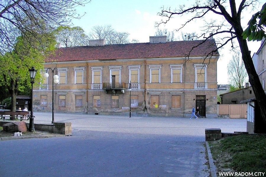 Radom. Kamienica po WKU / Żeromskiego.