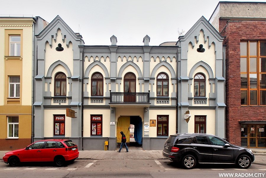 Radom. Budynek Cechu Rzemiosł Różnych.