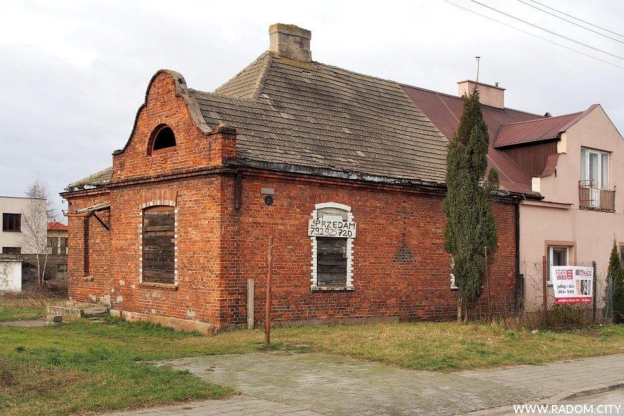 Radom. Stary dom przy ul. Radosnej.
