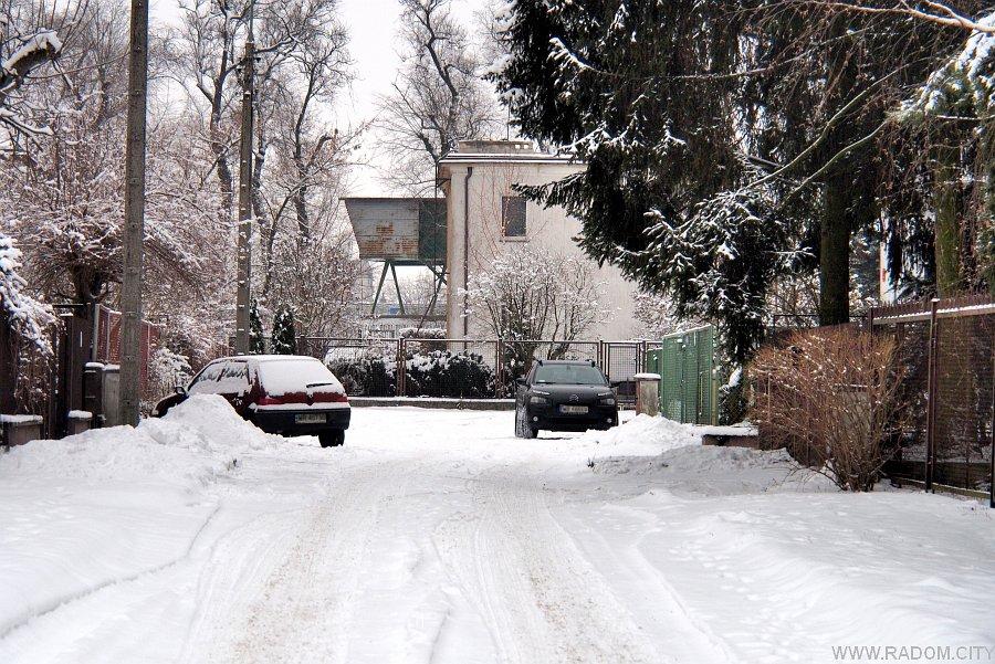 Radom. Ulica Czecha.