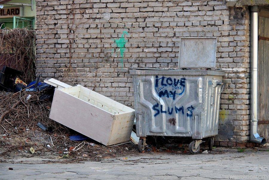 Radom. Budynek Struga/Niedziałkowskiego.