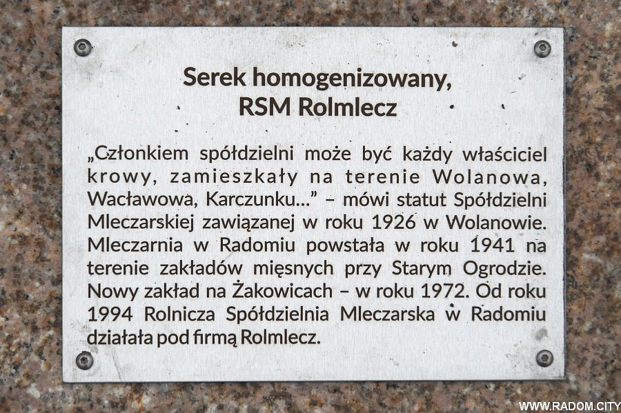 Radom. Serek homo - Sezam.